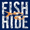 fish hide logo